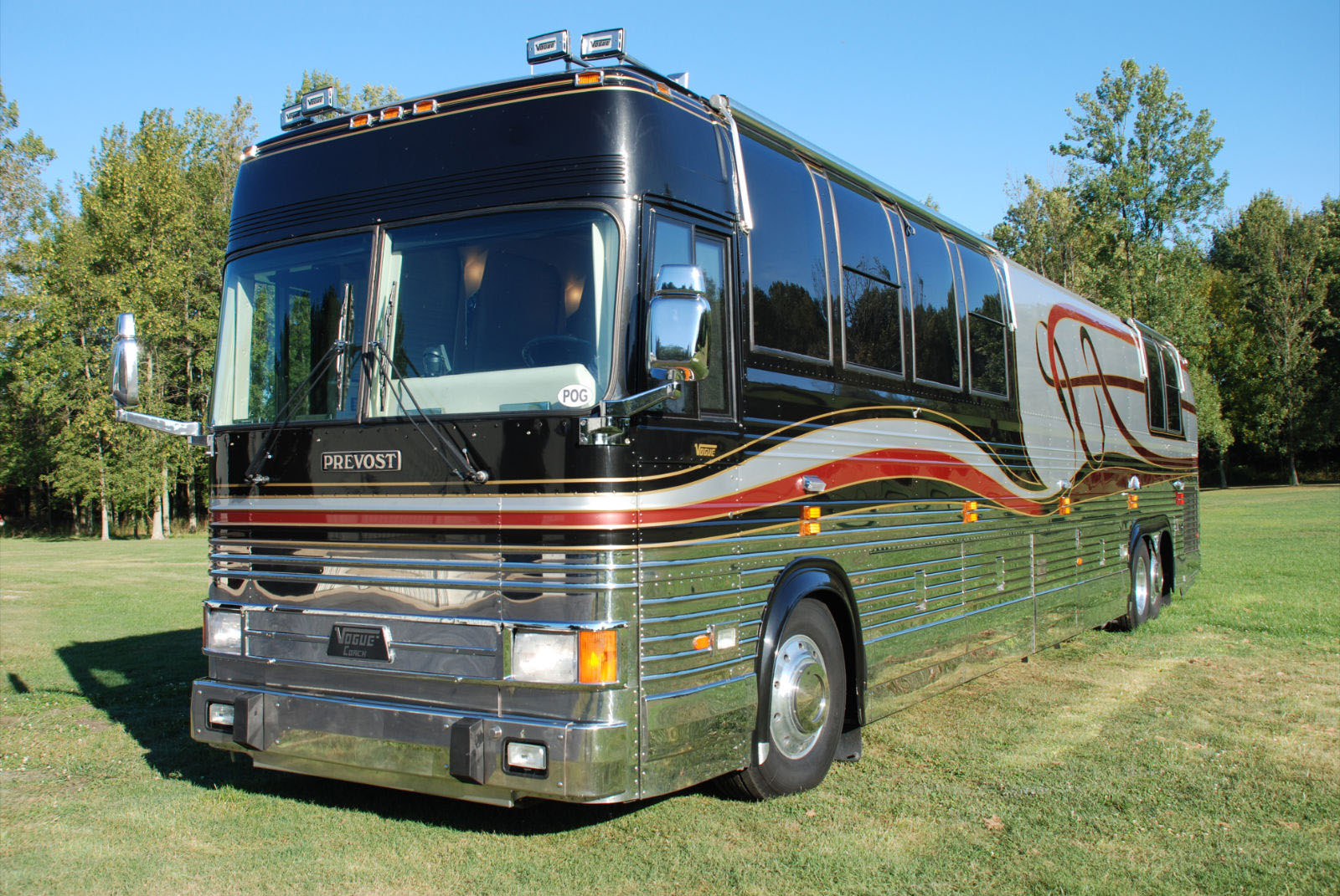 1999 Prevost Vogue By Mitchell For Sale