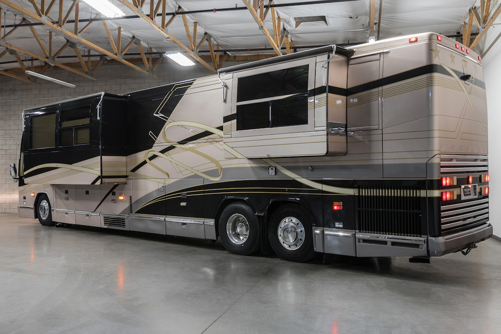1999 Prevost Vogue H3 45double Slide