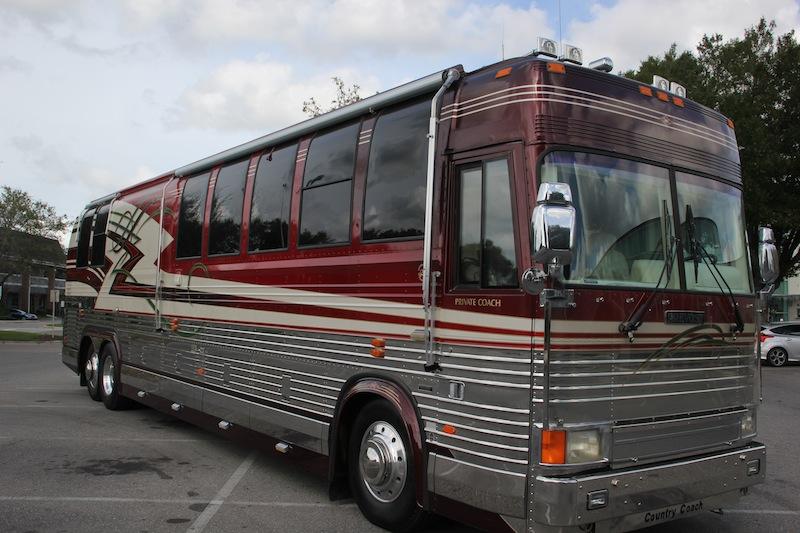 1999 Prevost Country Coach Xl 40non Slide