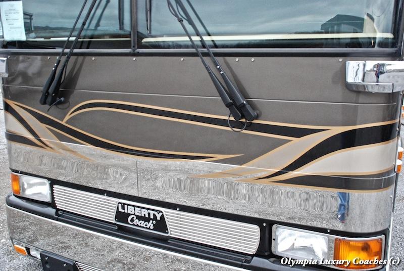 2001 prevost liberty elegant lady xliinon slide