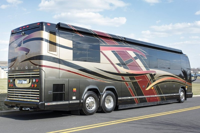 2007 Prevost Featherlite H3-45 For Sale
