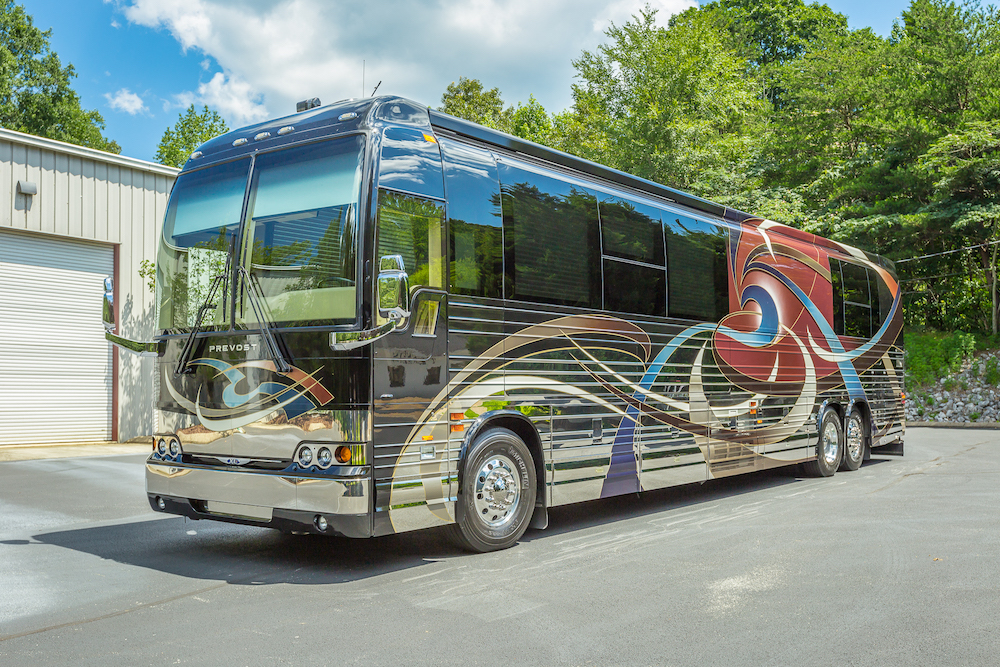 2008 Prevost Country Coach XLII For Sale