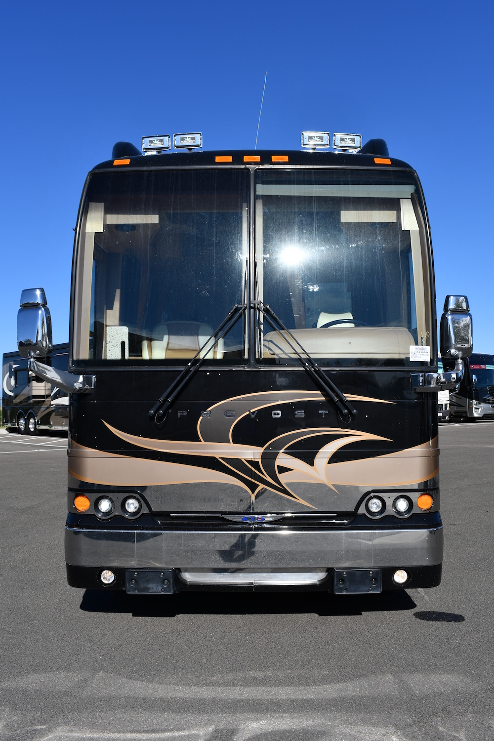 2008 Prevost Parliamnet XLII For Sale