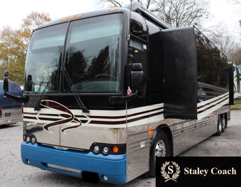 2008 Prevost XLII Shell For Sale