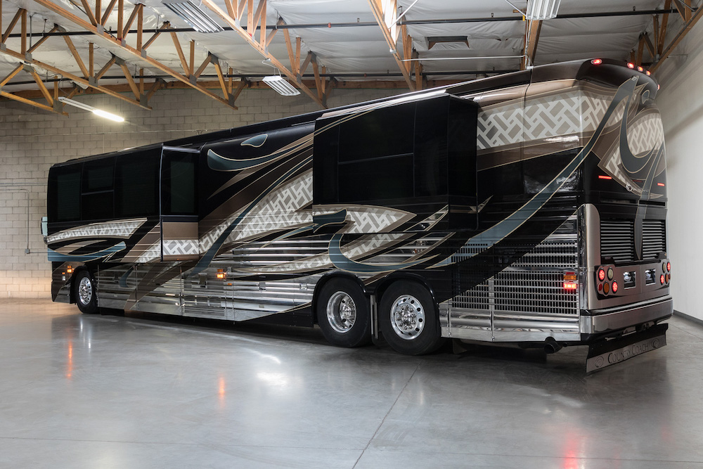 2009 Prevost Country Coach Xliidouble Slide