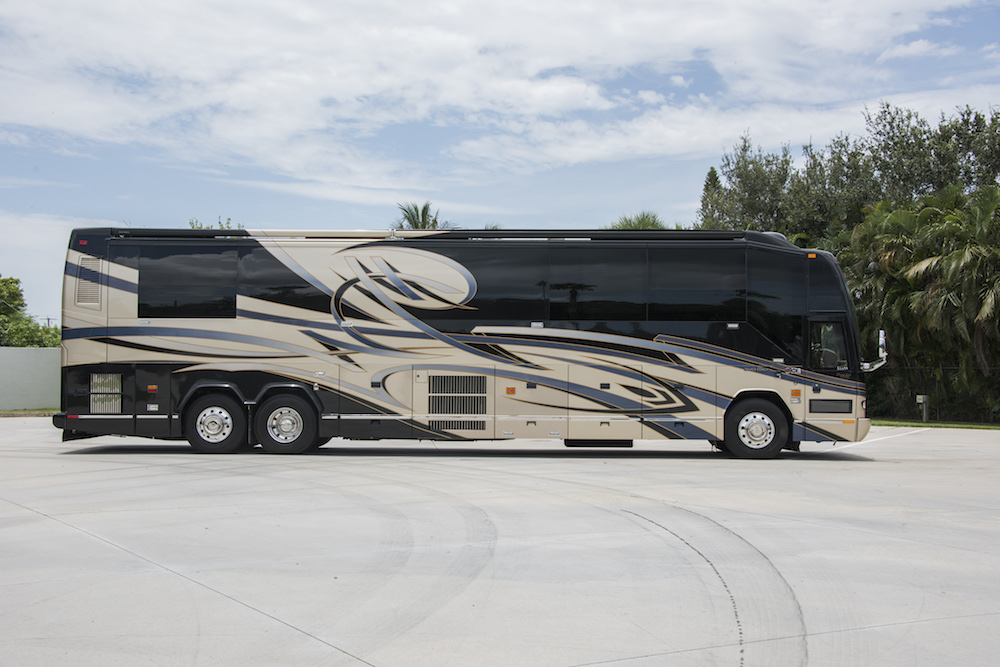 2009 Prevost Liberty H3-45 For Sale