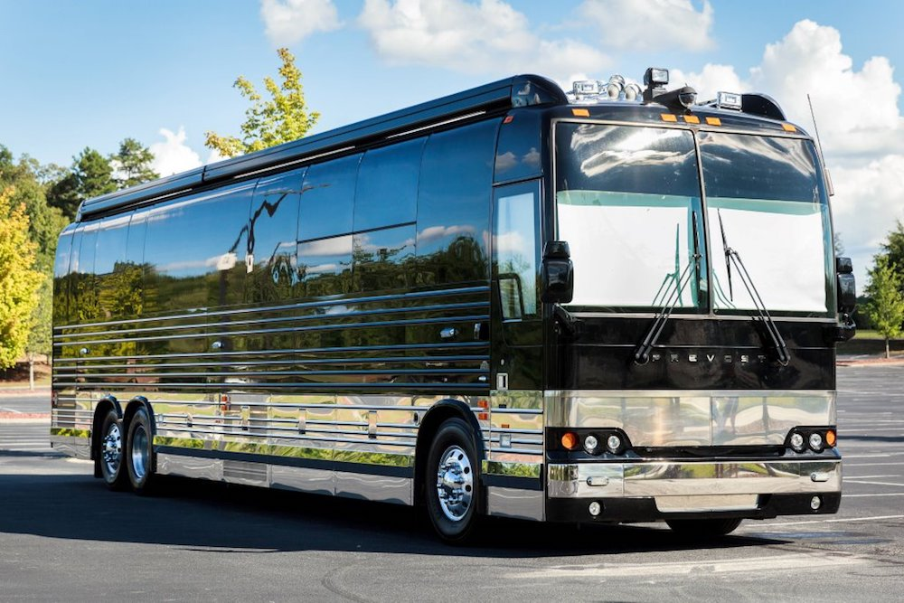 2011 Prevost Xliidouble Slide Bunk Coach