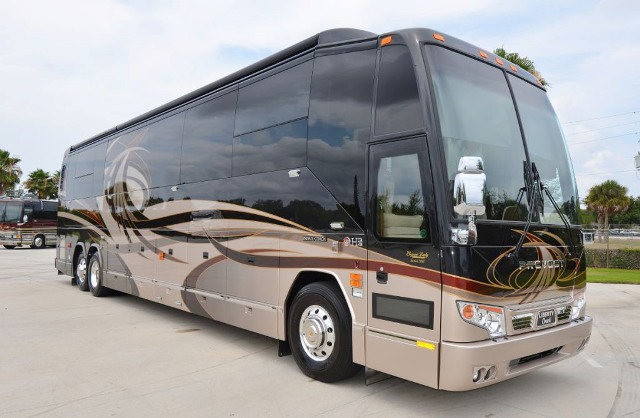 New 2012 Prevost Liberty For Sale