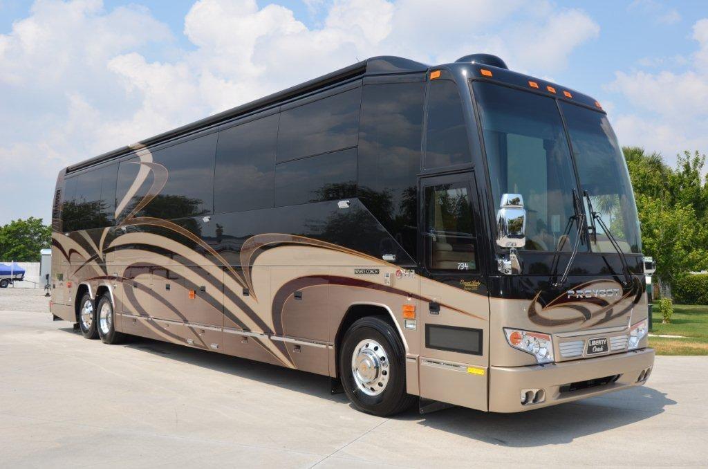 New 2012 Prevost Liberty Coach For Sale