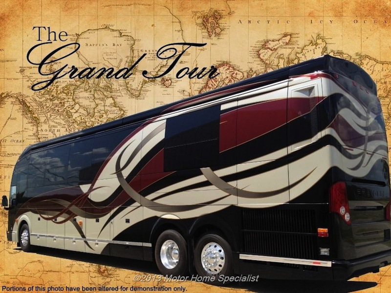 2014 Prevost Outlaw H3-45 For Sale