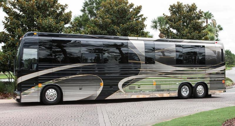 2015 Prevost Florida Coach X3double Slide
