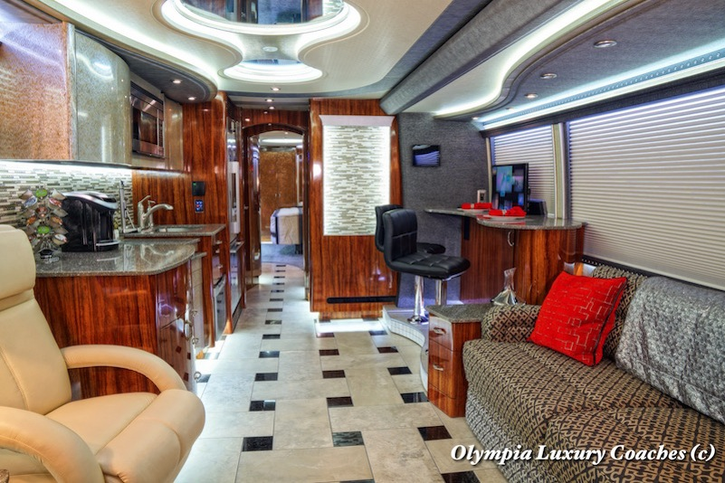 2015 Prevost Olympia H3-45 For Sale