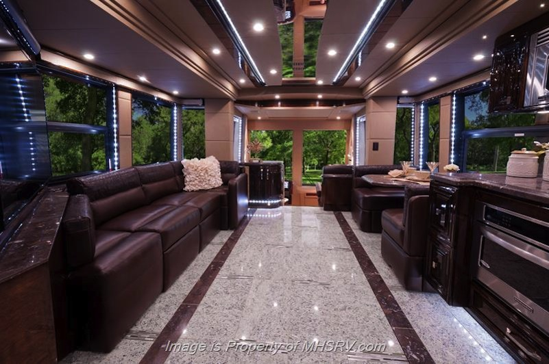 2015 Prevost Interior Photos Autos Post