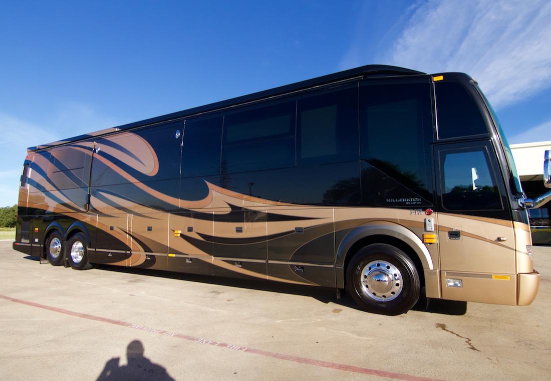 Millennium Luxury Coaches For Sale Autos Post