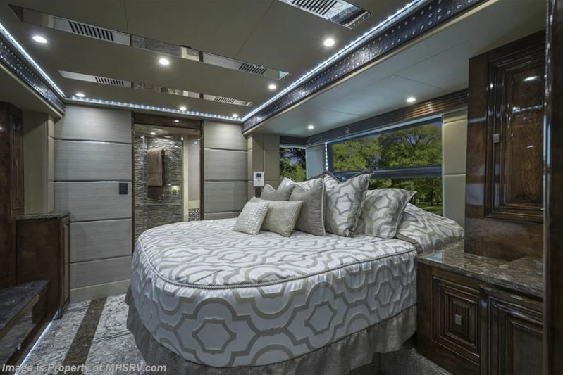 2016 Prevost Outlaw H3 45quad Slide Quot The Residency Ii
