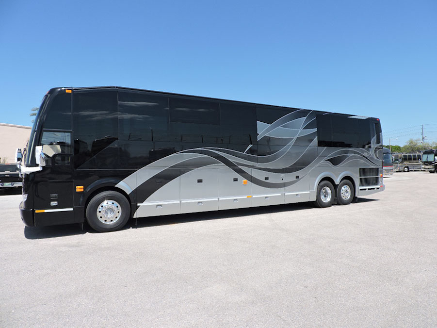 2017 Prevost Parliament H3-45 For Sale