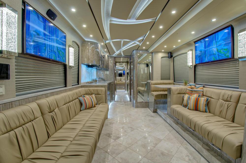 2019 Prevost Florida Coach X3double Slide 46288