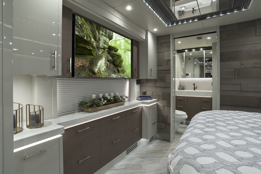 Motorcoach For Sale >> 2019 Prevost Liberty Elegant Lady H3-45Double Slide # 849