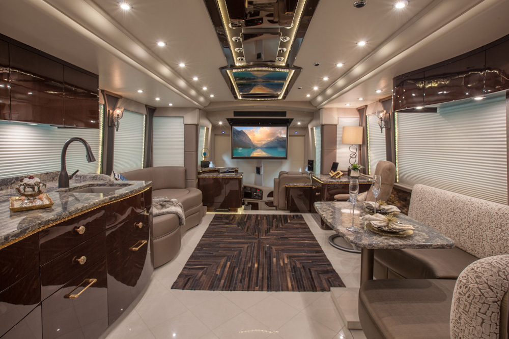 2019 Prevost Mmillennium H3-45 For Sale