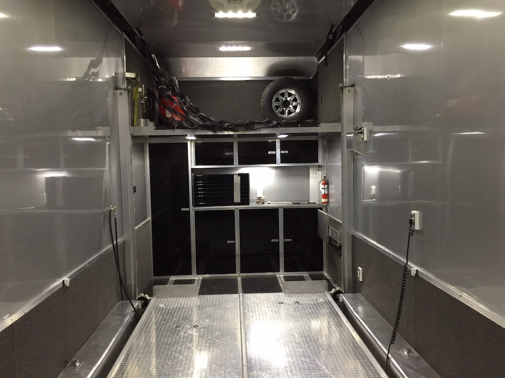 2011 Prevost Trailer For Sale