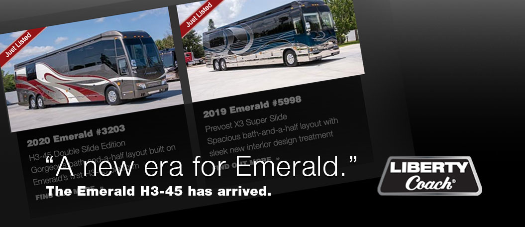 The world39s first quadslide Prevost Coach This is my dream Only