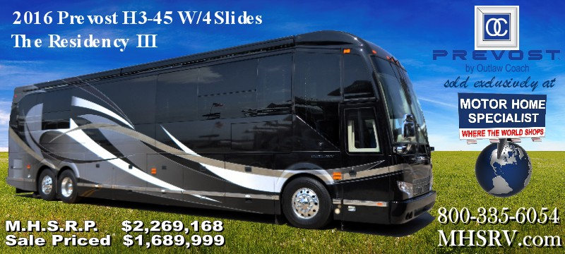 Prevost Prevost Forum Ownership And Lifestyle Motorhomes