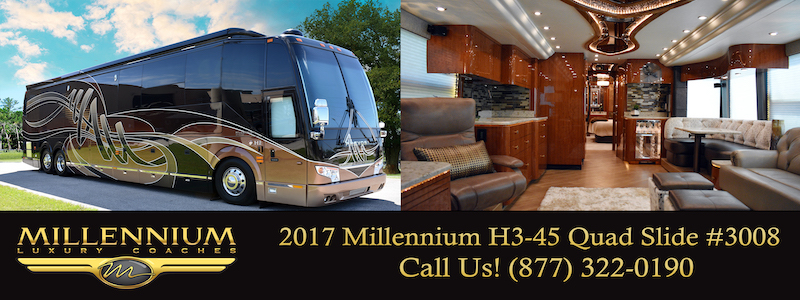 Prevost Millennium H3-45 For Sale