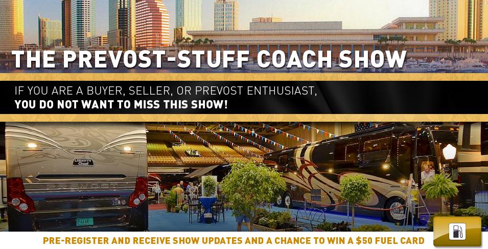 Prevost Bus for Sale Guide to Prevost.