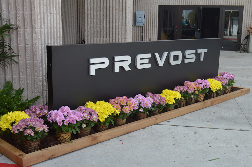 Prevost Week 2020 Tuesday